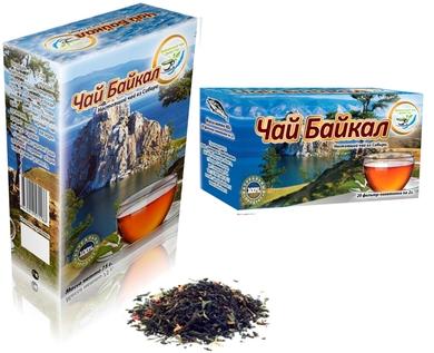 Чай Байкальский в ассортименте