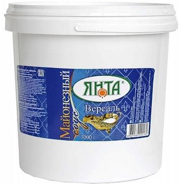 """Соус майонезный """"Версаль"""" с массовой долей жира 30%, бидон 3,0 кг"""