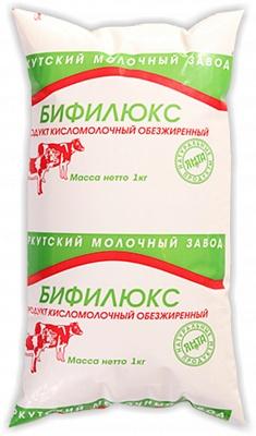 Бифилюкс обезж., п/пак 1,0 кг