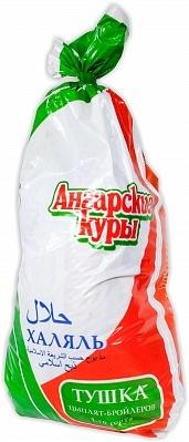 Тушка цыплят – бройлеров потрошенные 1 сорт «халяль» заморож.