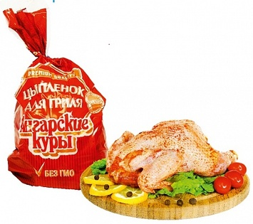 цыпленок-гриль, весовой