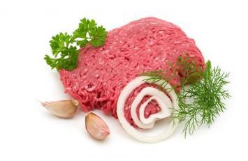 Фарш говяжий 0,5 кг.