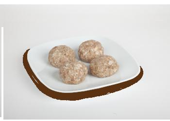 Фрикадельки без риса 0,6 кг.